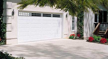 Jim's Garage Door Service - Amarr Lincoln Residential Doors