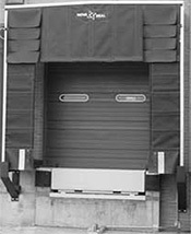 Jim's Garage Door - Nova Loading Dock Shelters