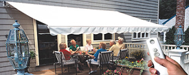 Jim's Garage Door Service - SunSetter Awnings
